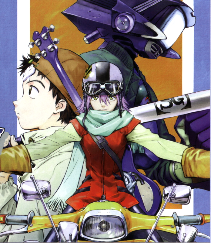 Fooly Cooly  Flcl4